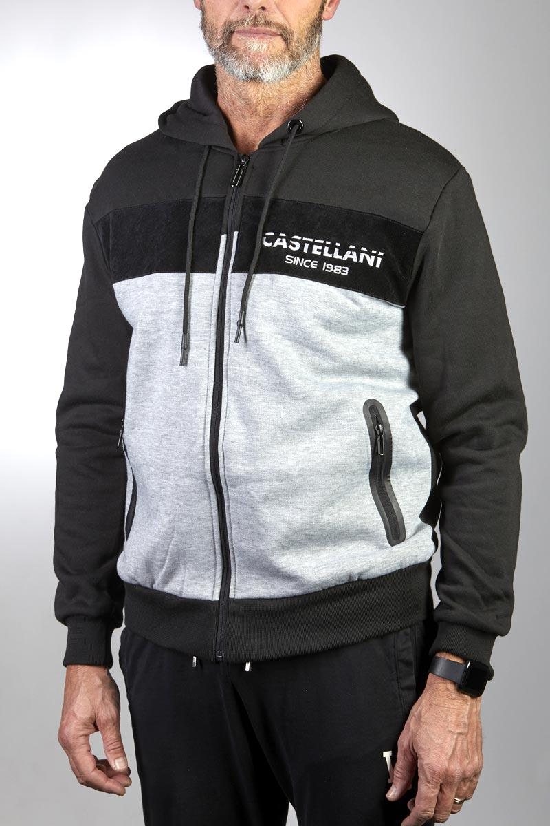 Castellani online Кастеллани стрелковая одежда, Castellani стрелковые аксессуары Спортивная толстовка Hoodie Castellani 1983