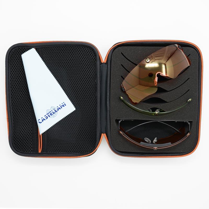 Castellani online Кастеллани стрелковая одежда, Castellani стрелковые аксессуары Очки для стрельбы C-MASK PRO